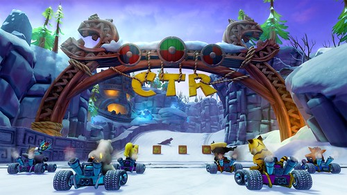 Crash Team Racing Nitro-Fueled | by PlayStation.Blog