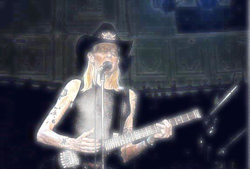 Johnny Winter Paradiso Amsterdam