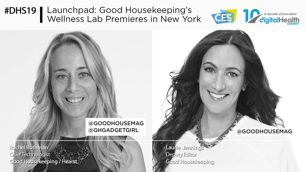 40 - 425 PM Launchpad- Good Housekeeping's Wellness Lab Premieres in New York