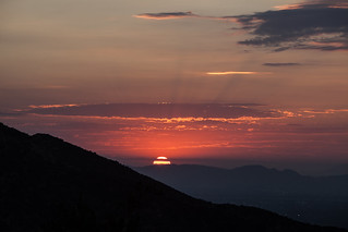 Los Angeles at sunset | by AlejPix