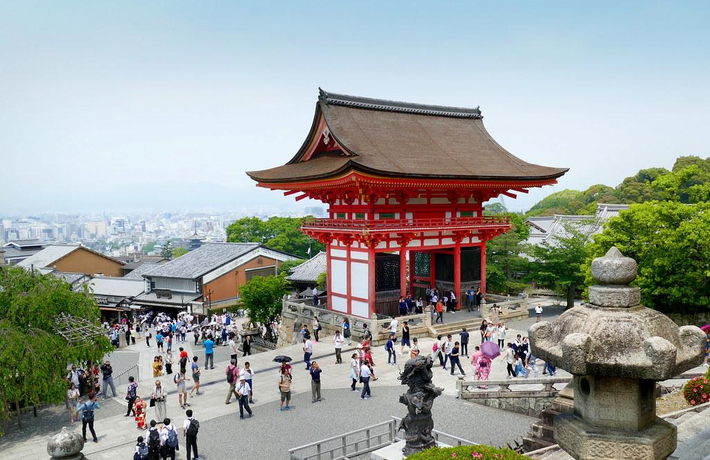 Kiyomizu-dera Temple. Kyoto.   Kiyomizu-dera, officially Oto…   Flickr