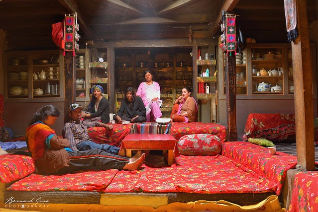 photo album of Wakhi people from Gojal, Upper Hunza