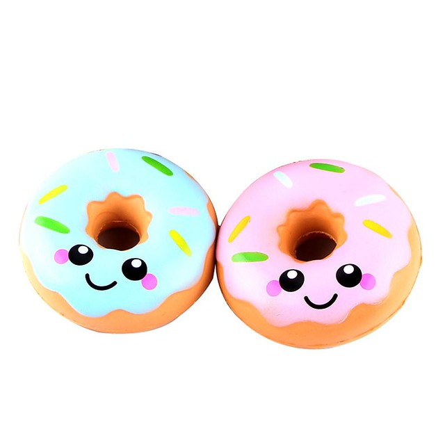 Lovely Doughnut Cream- Scented- Free shipping