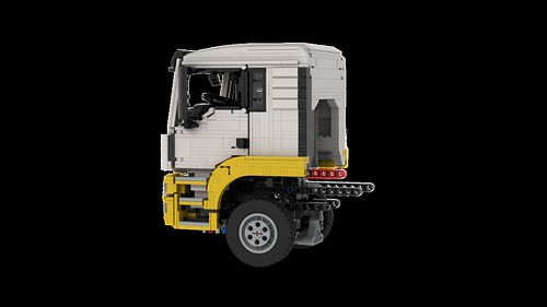 tgs 6x4 frame height | by efferman