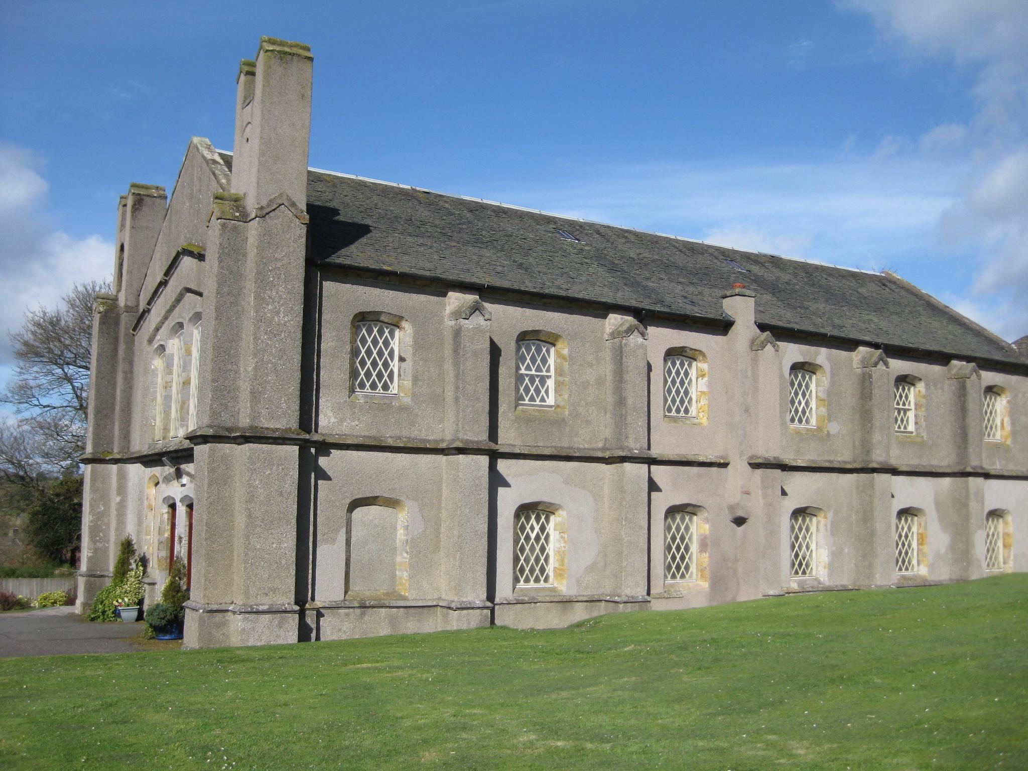 Saline & Blairingone Parish Church, Saline, Fife, Scotland