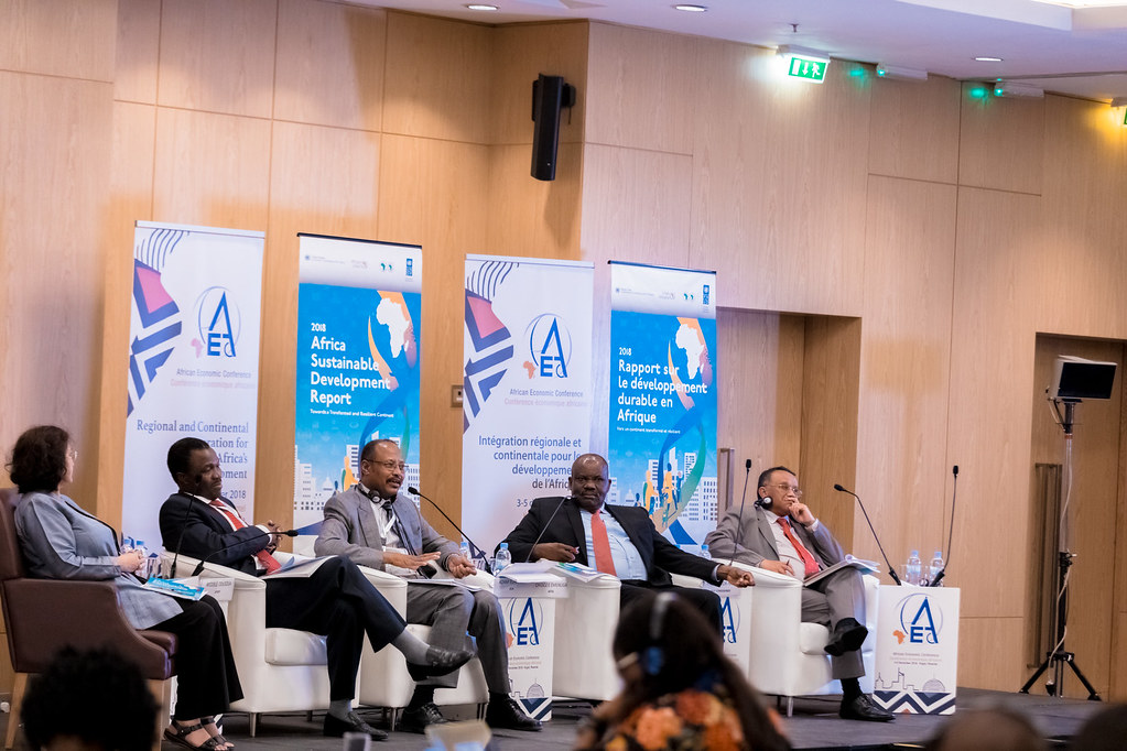 AEC 2018 Special Event C_ Launch of the SDG Report (AfDB,ECA,UNDP) and the African Governance Report (ECA)