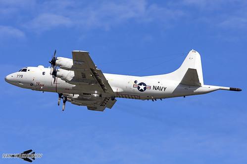 Lockheed P-3C AIP+ Orion 162770 LL-770 VP-30 NAS Jacksonville | by Ivan Voukadinov