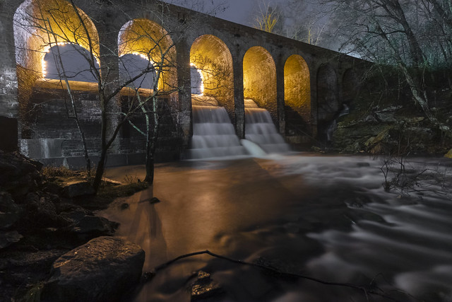 Dam, Cumberland Mountain SP, Cumberland County, Tennessee 2