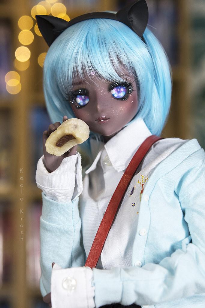 [Anime Eyes en Résine]  ♥ Happy Kitty + Nebula ♥ Photos, infos... - Page 4 46766468401_1d605eebdd_b