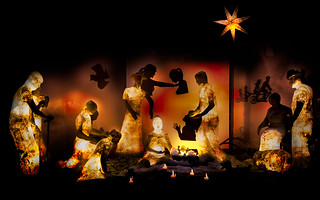 Xmas Nativity Scene | by Maurits Verbiest