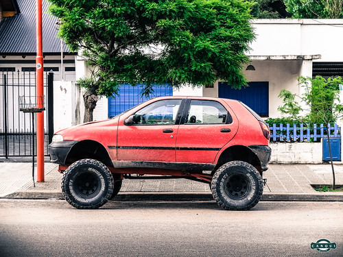 Fiat Palio   by CaNQui