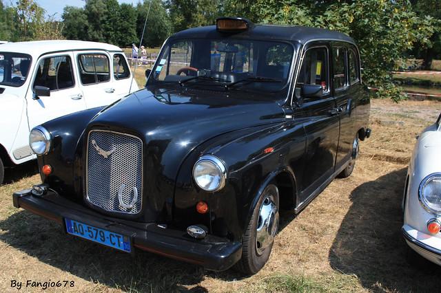 London Cab (Taxi Anglais)