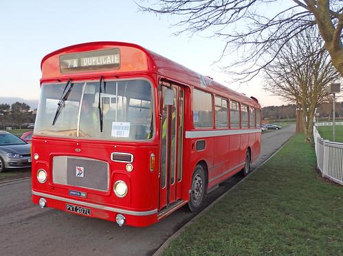 Bus 1 - Bristol RE