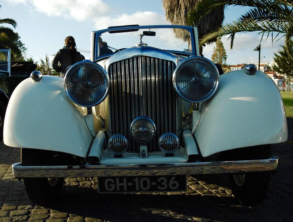 Bentley 4 1/4 Liters (1936-1939)