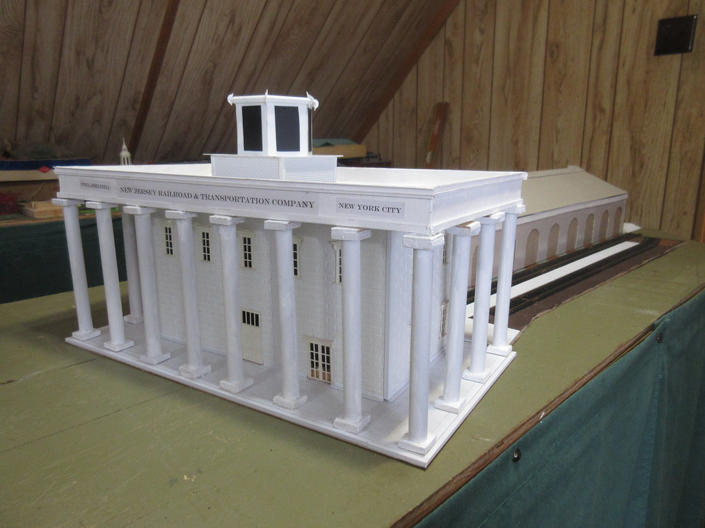 depot headhouse