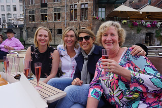 Private boat trip with Ghent-Authentic