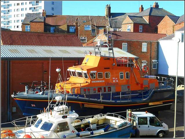 Humber Lifeboat ...
