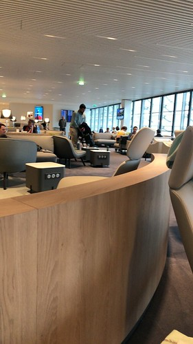 Air France Lounge CDG