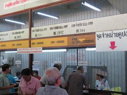 売り場によって馬券の上限額が異なる