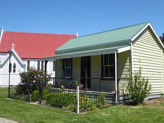 Cottage  Plains Vintage Railway and Historical Museum