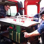 Fahrbetrieb 2011: Besuch Robibahn