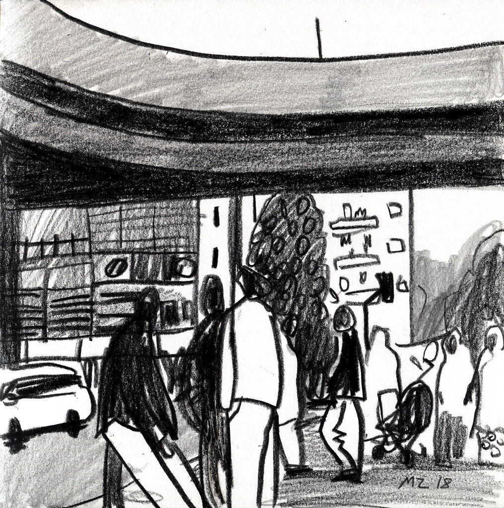 Maria zaikina near central bus station wax pencil and g flickr