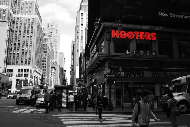 Hooters NYC