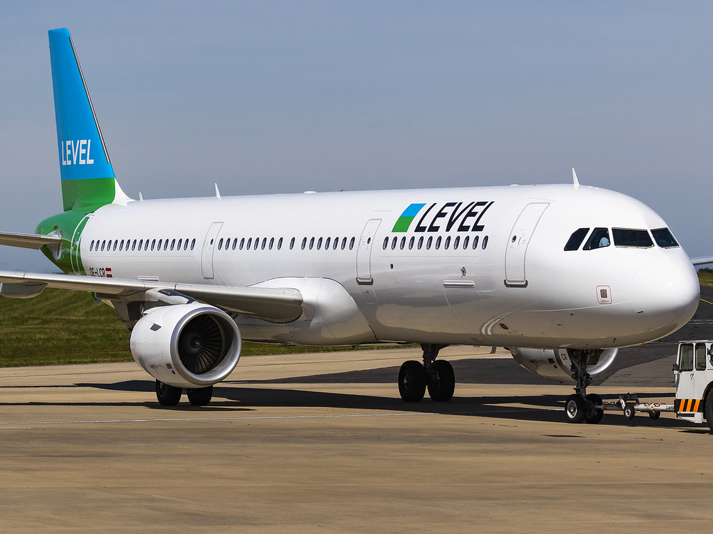 Level | Airbus A321-211(WL) | OE-LCR