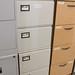 4 drawer filing cab E80