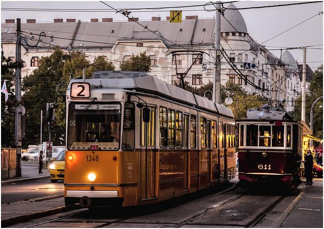 3034- PADRE E HIJO - BUDAPEST -