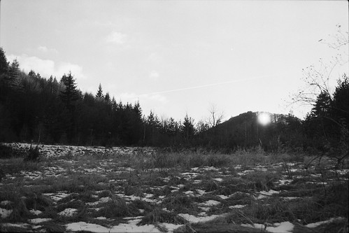 kentmere kentmere100 d76 20c praktica mtl5 flektogon k2 pf7250u 3600dpi 35mm yellowfilter filmscan bw bwfilm film filmphotography negative scanned bulgaria arda rhodopes