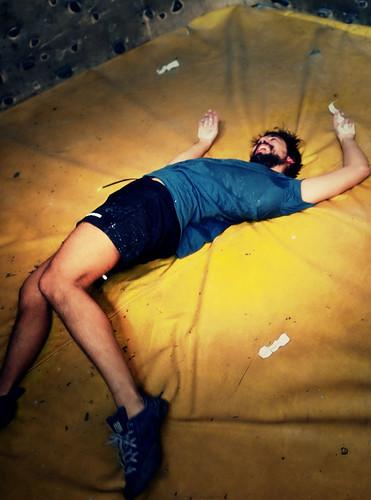 Fantasyclimbing corso di arrampicata il deposito di zio Paperone 4