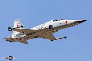 F-5N 761589 LS-10 VMFT-401 | by Ivan Voukadinov