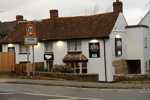 Stone, Rose & Crown | by Dayoff171