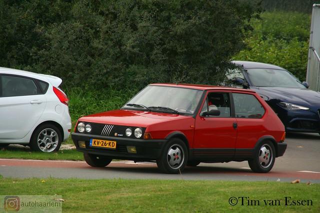 Fiat Ritmo Abarth - 1984