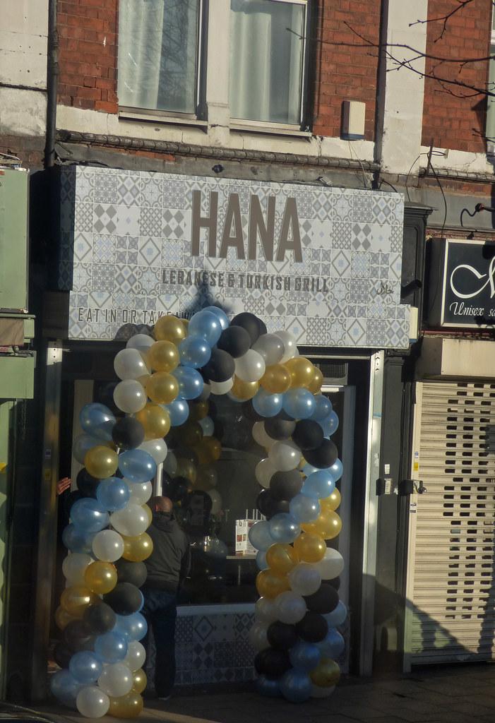 Hana Lebanese Turkish Grill St Marys Row Moseley Vil