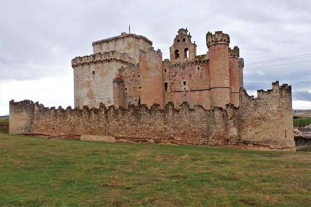 Castillo-Iglesia de Turégano Segovia