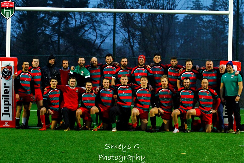 Senioren 1 Namen - Rugby Mechelen