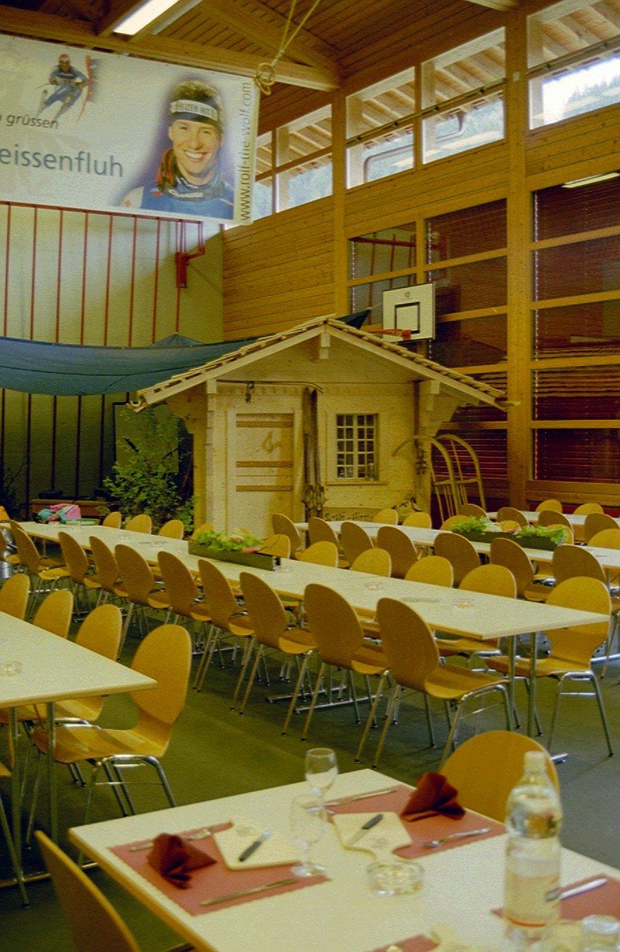 2004 Jubiläum 75.Jahre SC Innertkirchen