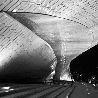 MAAT night perspective building(2016) - Amanda Levete | by pedrosimoes7