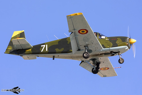 IAR IAR-823 N823TA | by Ivan Voukadinov