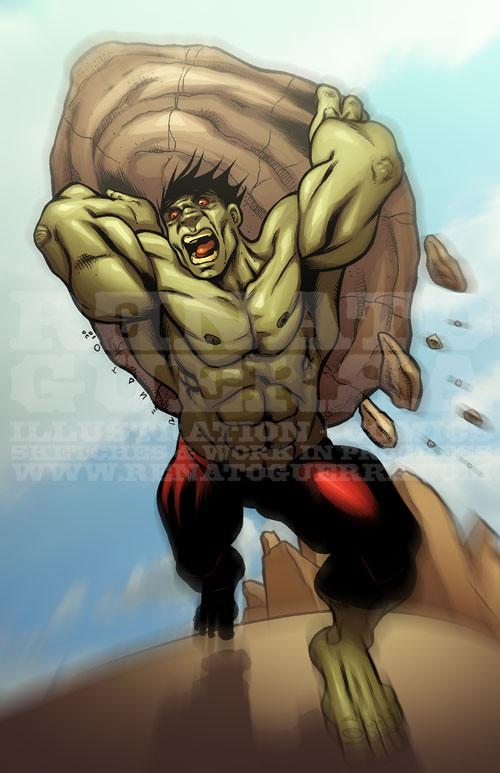 hulk smash!!