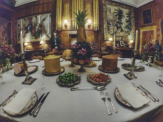Table for Christmas Kingston Lacy | by gallop080
