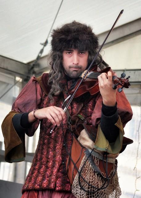 Fiddler on the roof. El violinista en el tejado