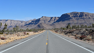 The Road Ahead, Arizona   by Ed van de Zilver