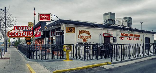 Atomic Liquors, the oldest freestanding bar in Las Vegas
