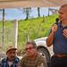 Misión de seguimiento a proyecto sobre el fortalecimiento del cacao de calidad en Olancho