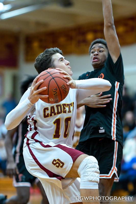 St. Joseph vs. Stamford High - High School Basketball