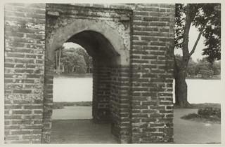 HANOI 1937-1938 - Tháp Hòa Phong, cổng chùa Báo Ân xưa