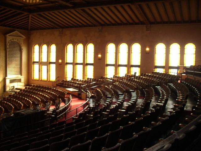 Scottish Rite Auditorium - Provided Photo - funkshonal art seats